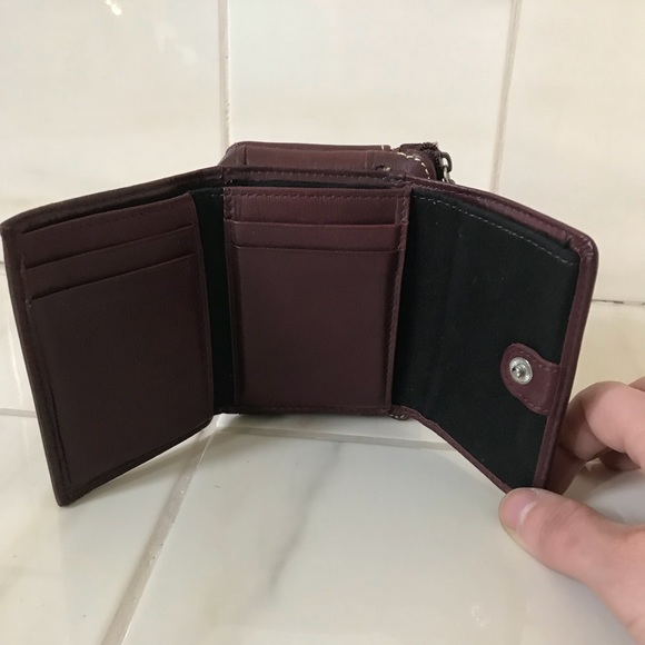 Fossil Handbags - Leather wallet